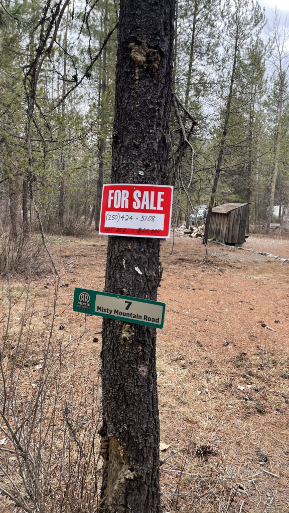 **New Listing** Lot 202 – 7 Misty Mountain Road